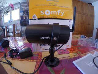 Caméra extérieure somfy Visidom OC100 neuf et garantie