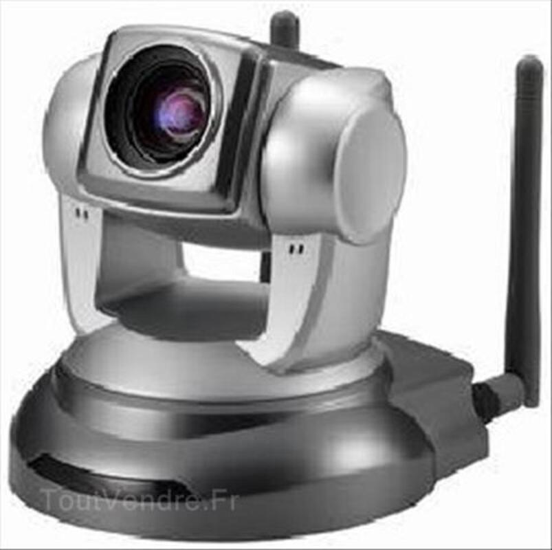 Caméra IP Wifi PTZ Full HD 1080p Zoom optique X10 NEUF 90636315