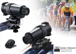 CAMERA SPORT HD + carte SD 4 GO offerte !