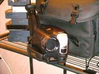 Caméscope compact VHS JVC