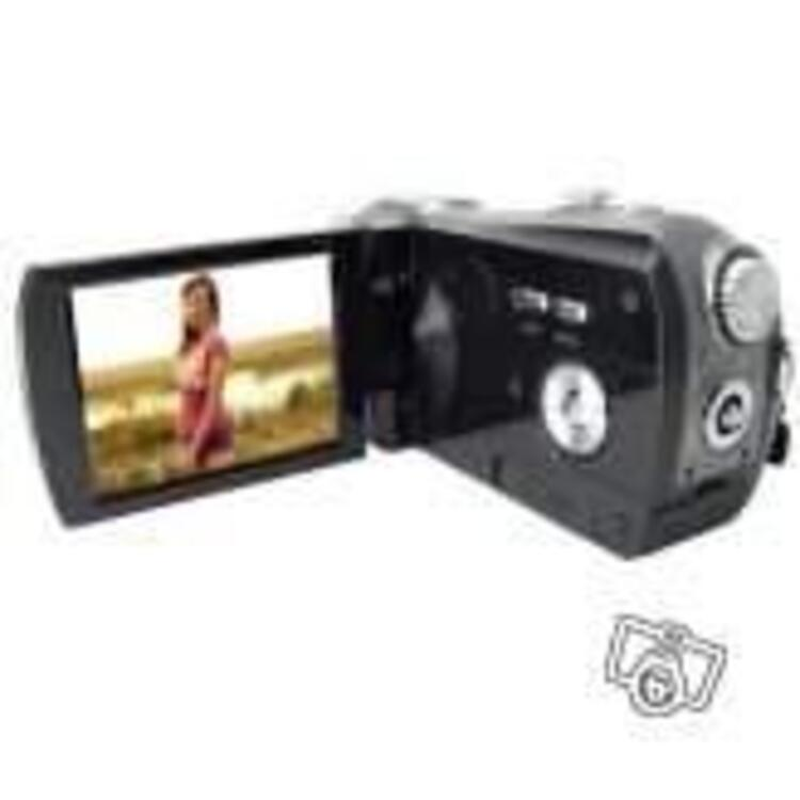 Caméscope Haute définition avec 3 pouces 9868649