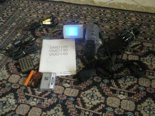 Camescope numérique à bande Thomson VMD 130