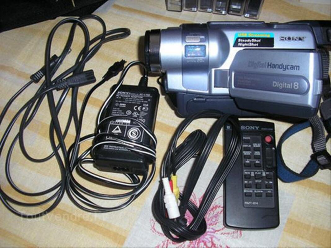 Camescope numérique sony DCR-TRV245E PAL 56264272