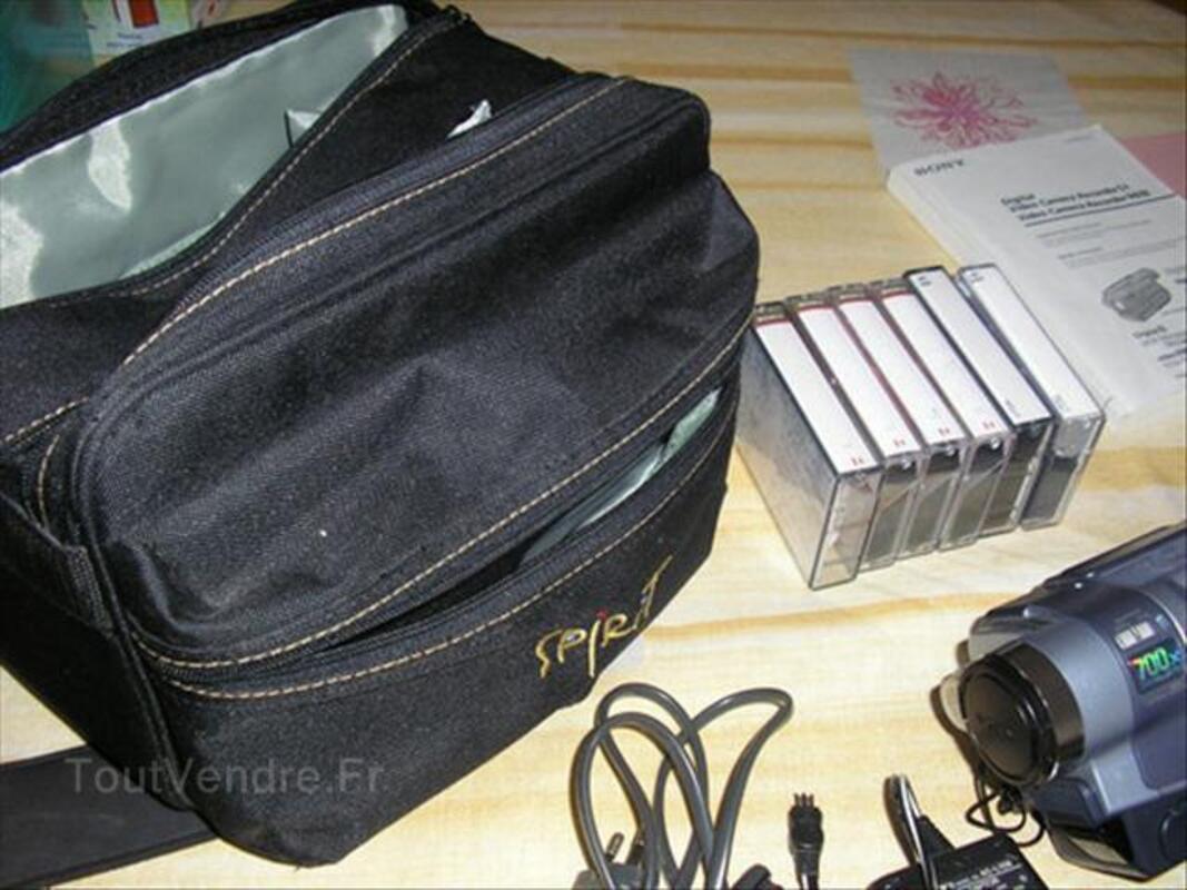 Camescope numérique sony DCR-TRV245E PAL 56264273