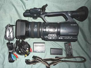 Caméscope SONY FX 1000