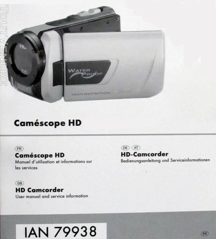 Camescope  sous - marin Full HD (1 920 x 1 080) 193018630