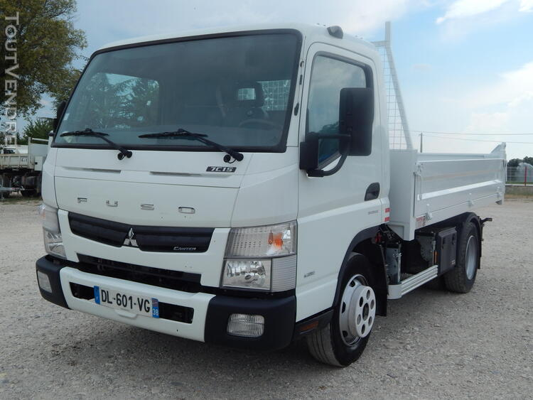 Camion benne FUSO CANTER 440211311