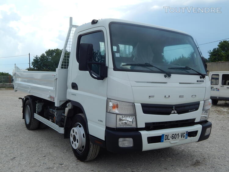 Camion benne FUSO CANTER 440211314