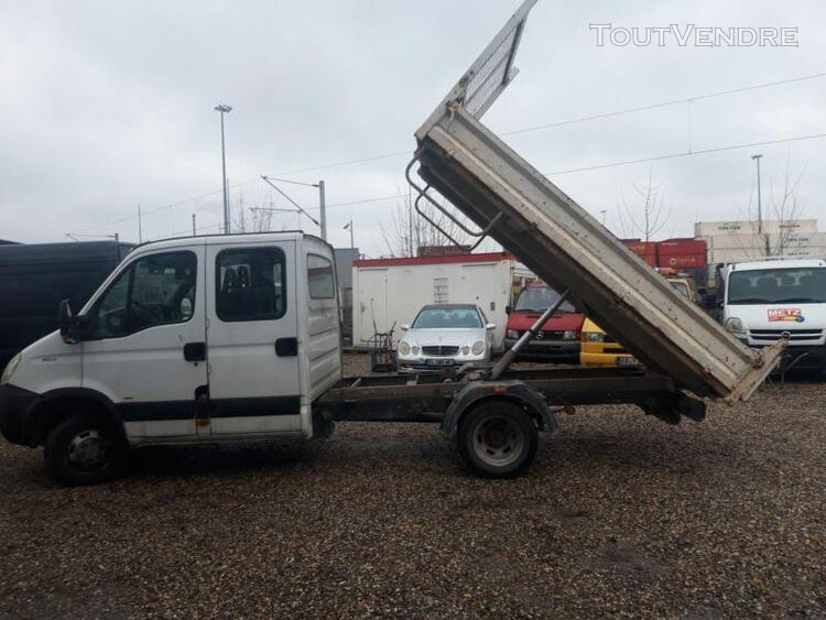 Camion benne IVECO 35C10 double cabine 467144046
