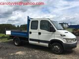 Camion benne IVECO Daily 35C12 double cabine
