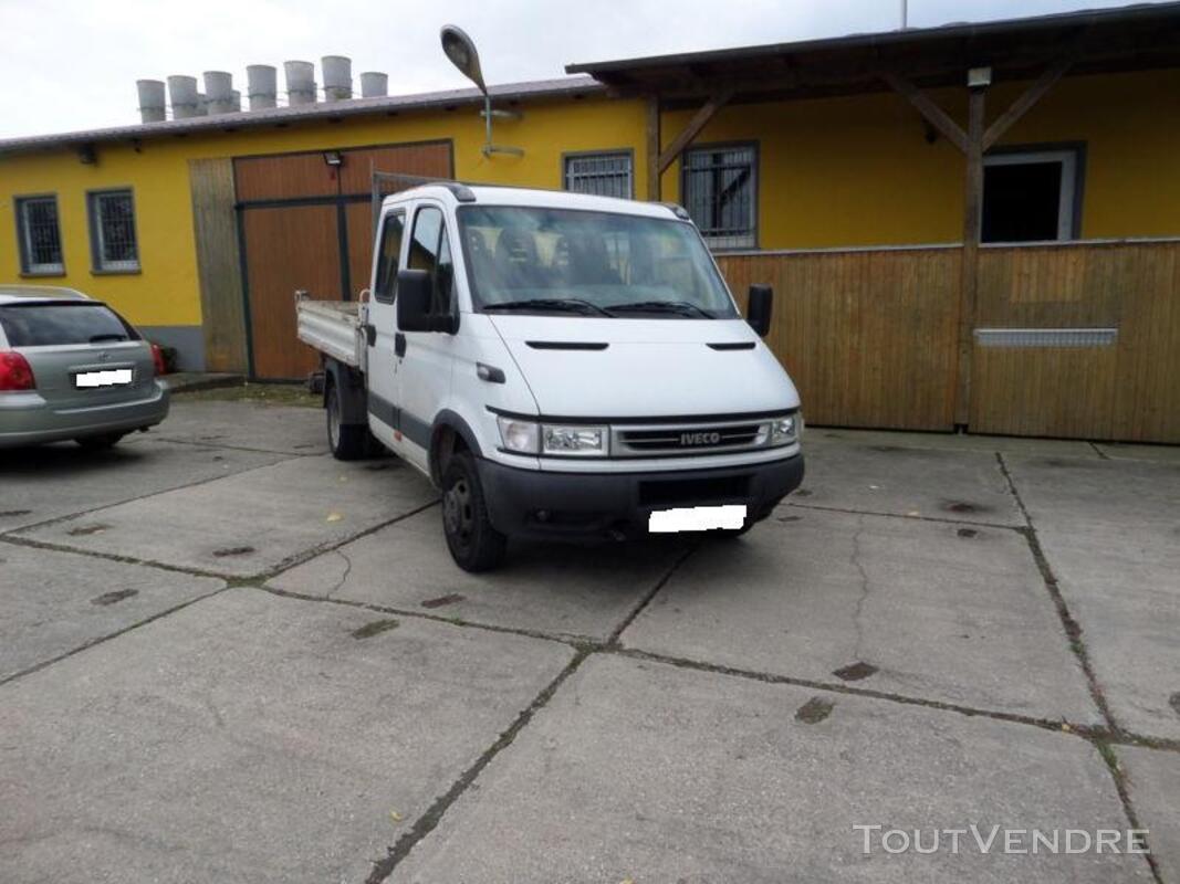 Camion benne IVECO double cabine 3,5 tonnes 270556274