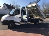 Camion benne IVECO double cabine