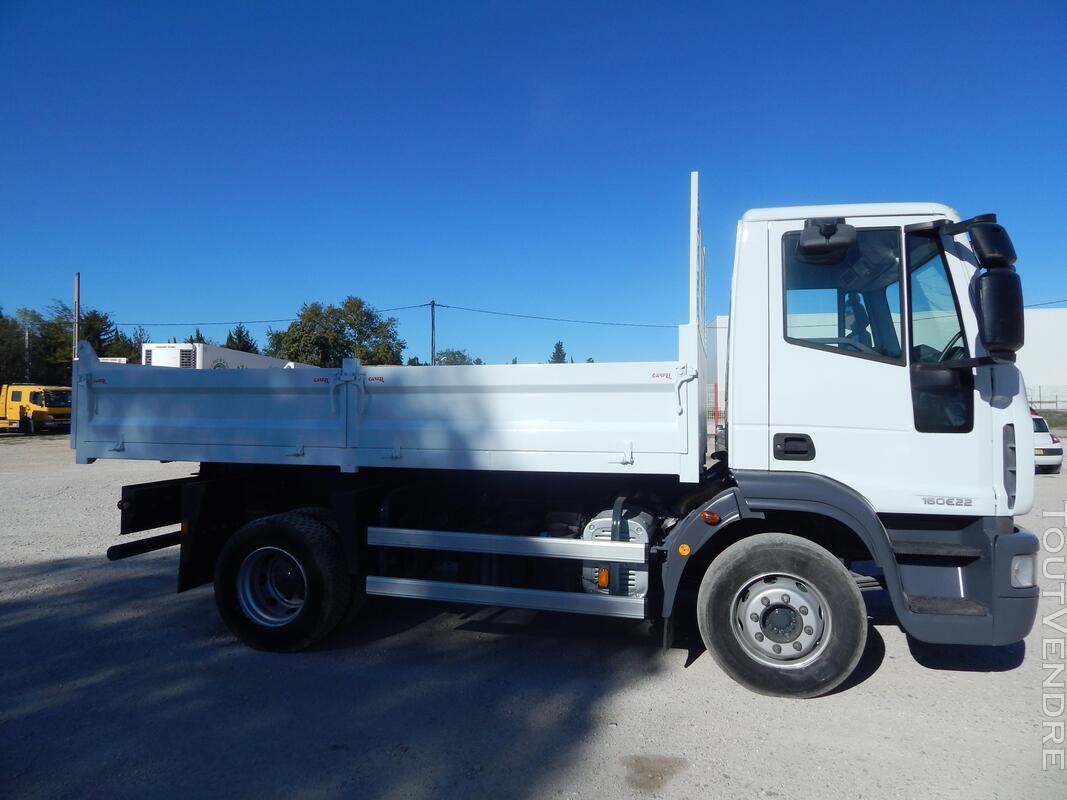 Camion benne Iveco Eurocargo 160E22 440211407