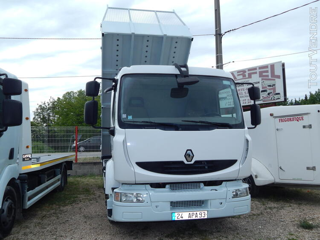 Camion benne Renault Midlum DXI190 440211232
