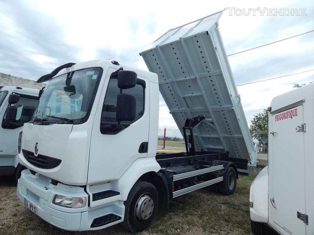 Camion benne Renault Midlum DXI190 440211244