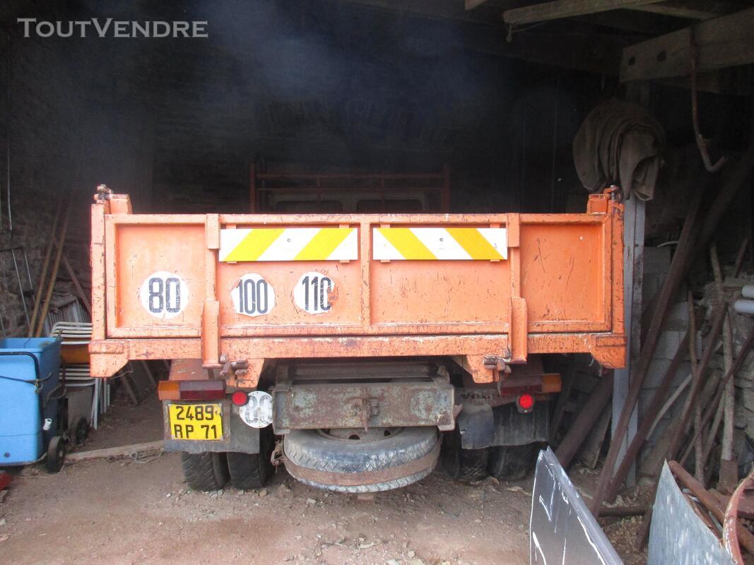 Camion benne 633760081