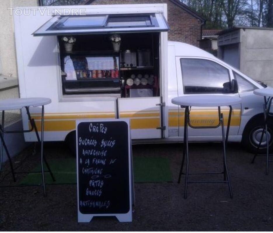 Camion food Truck Peugeot Expert 1,9 D 213370764