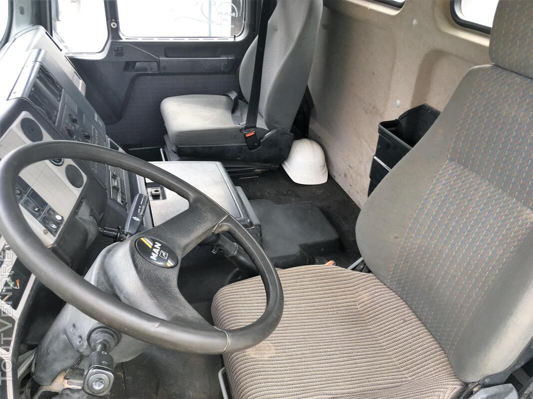 Camion man 6x4 360 ch benne 403942038