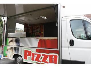 Camion pizza Fiat Ducato GO 2.0 JTD