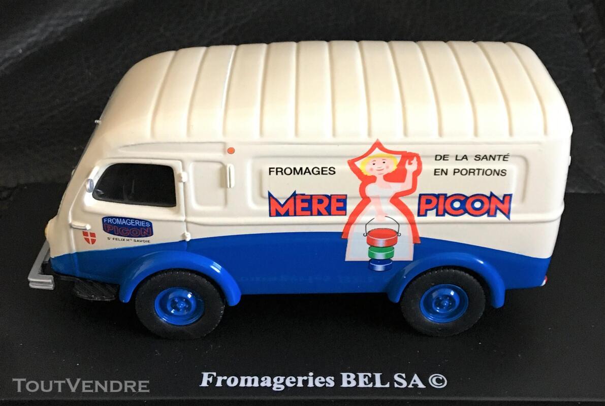 """CAMIONNETTE PUBLICITAIRE - RENAULT """"MÈRE PICON"""" 376567113"""