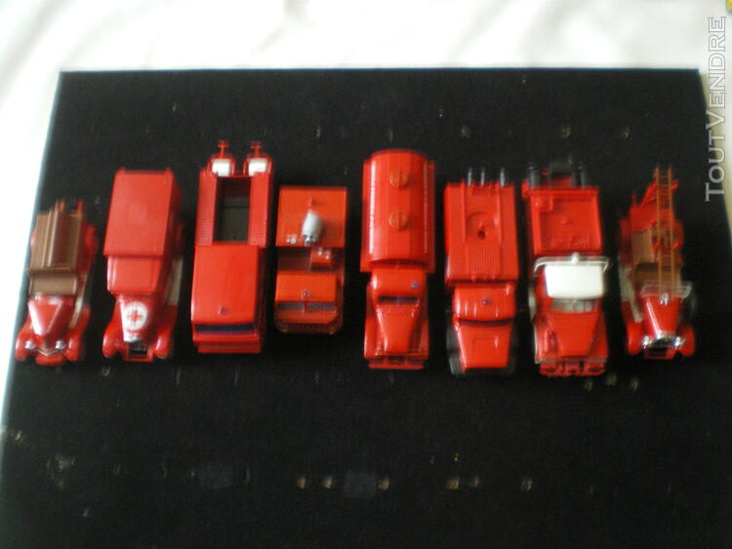 Camions de Sapeurs-Pompiers SOLIDO 299357161