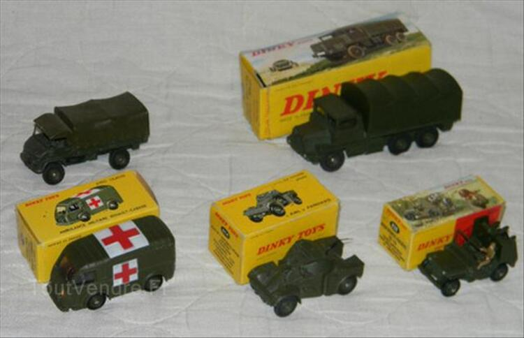 Camions militaires Dinky Toys 56341195