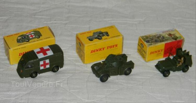 Camions militaires Dinky Toys 56341196
