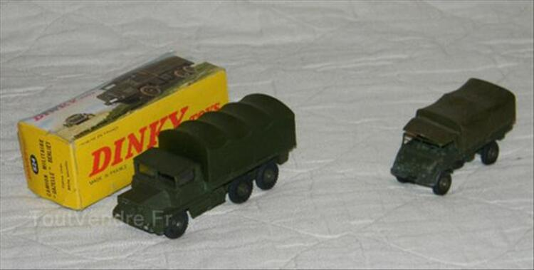 Camions militaires Dinky Toys 56341197