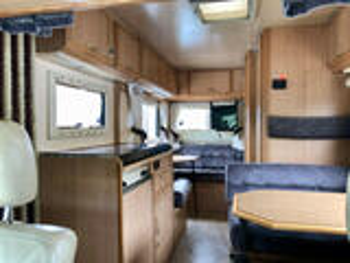 Camping-car Adria Adriatik Peugeot 2,4d