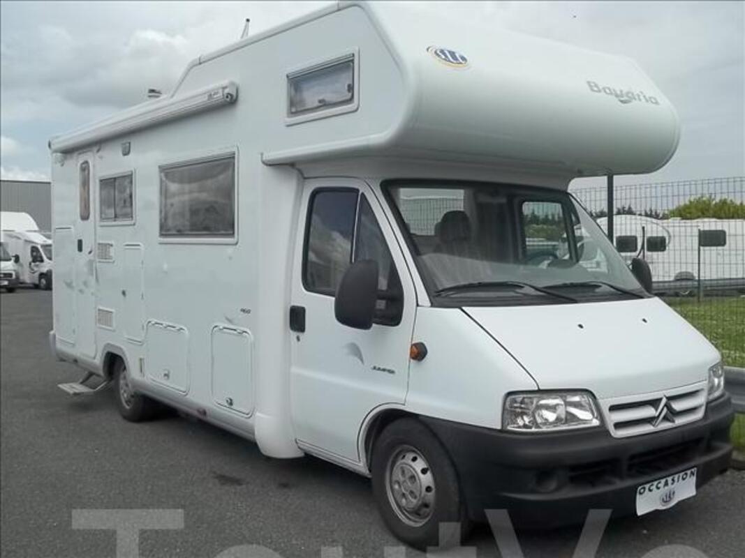 Camping car Bavaria A 68 ED 65300124