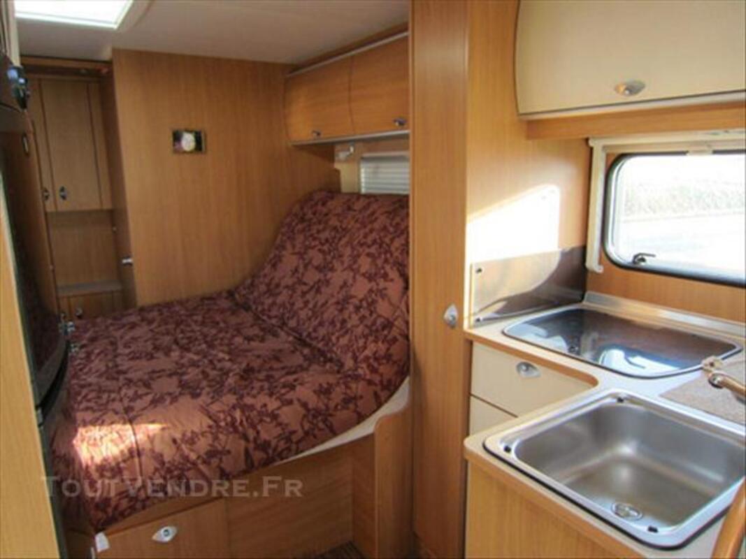 Camping Car BRUSTNER VISEO 2009 75910009