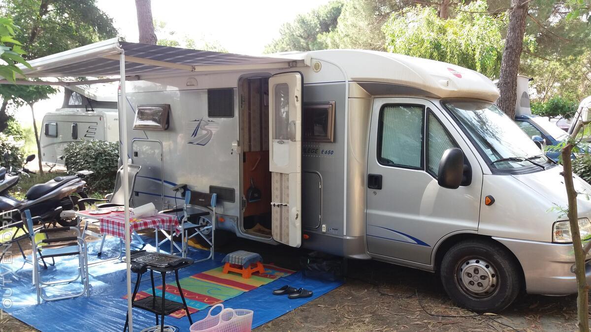 Camping car Bürstner 6.50 de 2006 422896982