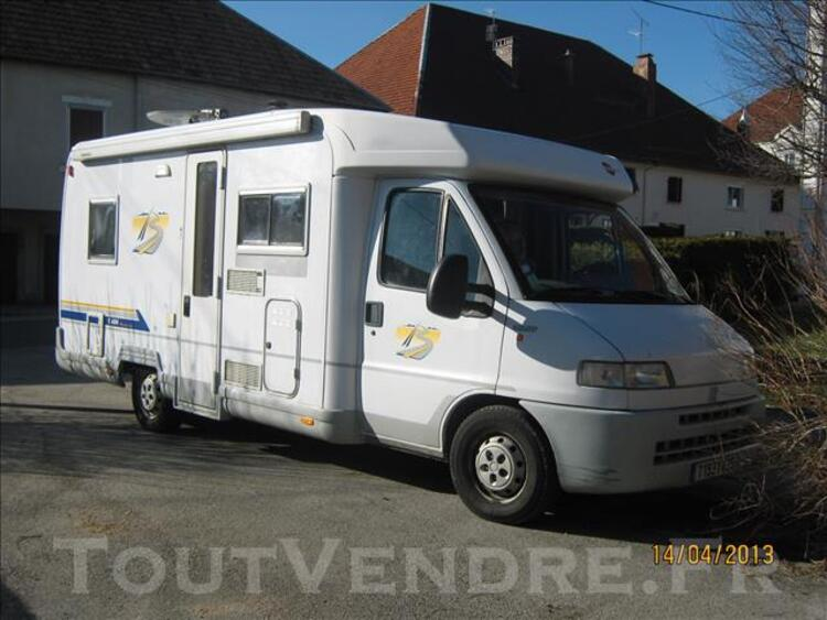 Camping-car Burstner T604 80419461