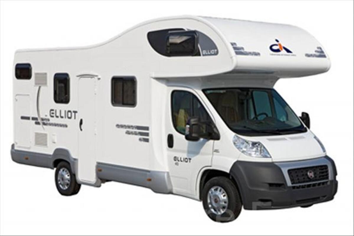 Camping-car capucine CI ELLIOT 40 67112879