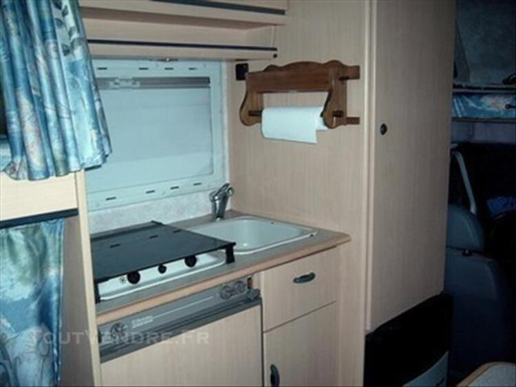 Camping car chausson capucine welcom 10 77374035