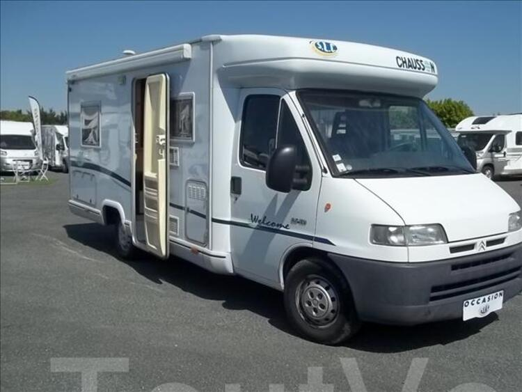 Camping car Chausson Welcome 80 65300066