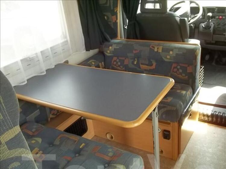 Camping car Chausson Welcome 80 65300068