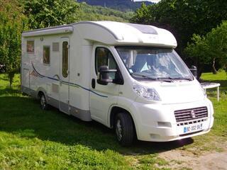 Camping car coral Adriatik 690 sp