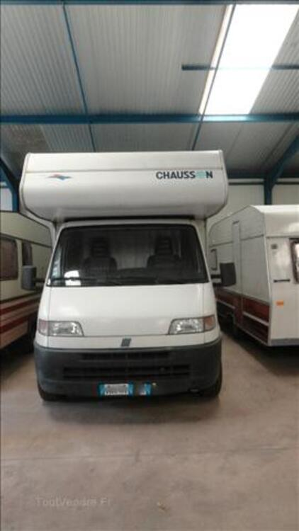 Camping car fiat ducato 6 places 72556333