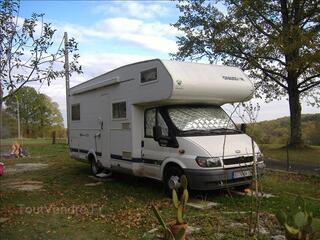 Camping-car FORD TRANSIT TDI de 2001 welcom28