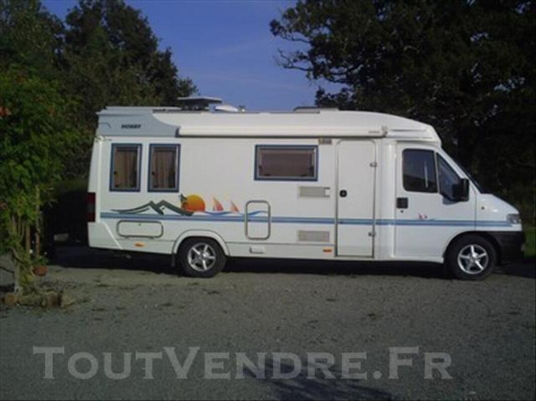 Camping-car Hobby 85233140