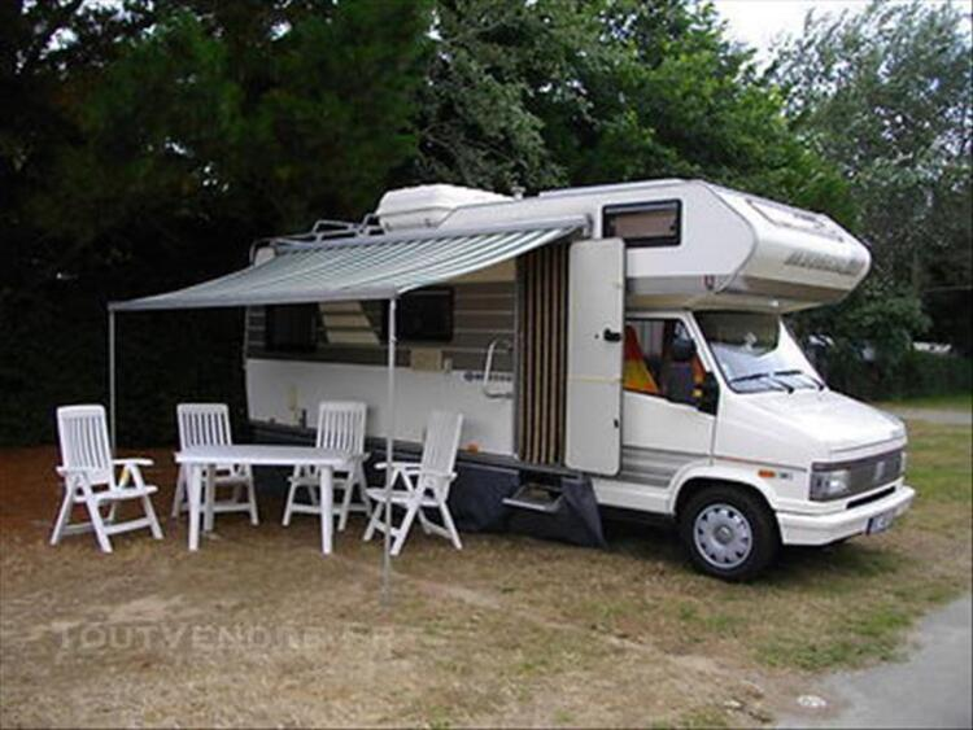 CAMPING CAR HYMER CAMP 64 84639972