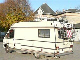 Camping car Hymer Eriba