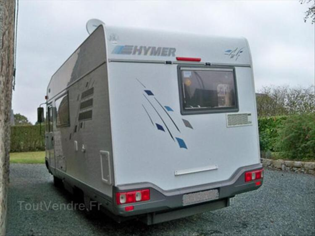 Camping car Hymer intégral 56381146
