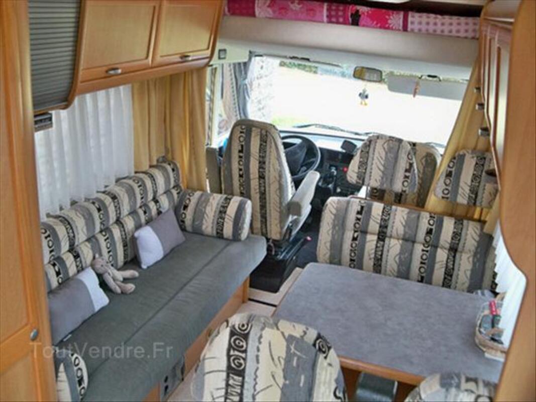 Camping car Hymer intégral 56381147