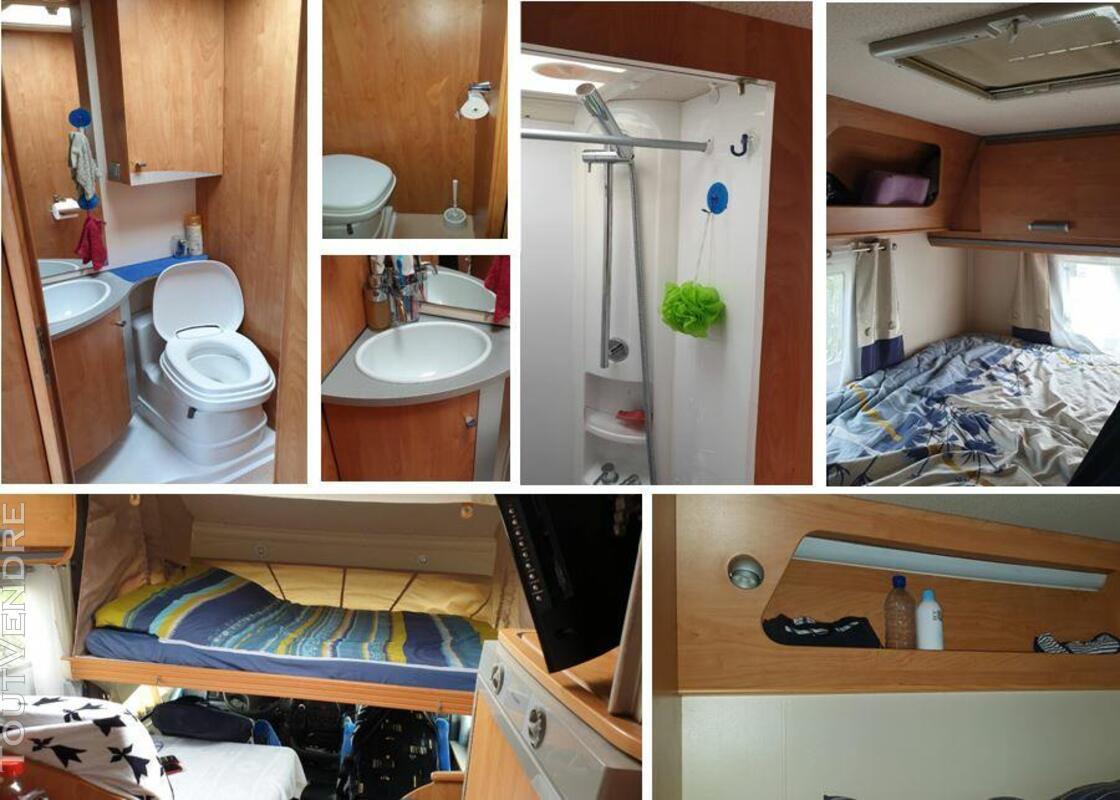 Camping car intégral BAVARIA I68BD 533632961