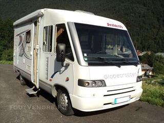 Camping car intégral compact Dethleffs I5580