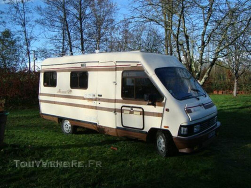 """Camping Car  """"LE VOYAGEUR""""  Intégral 46695681"""