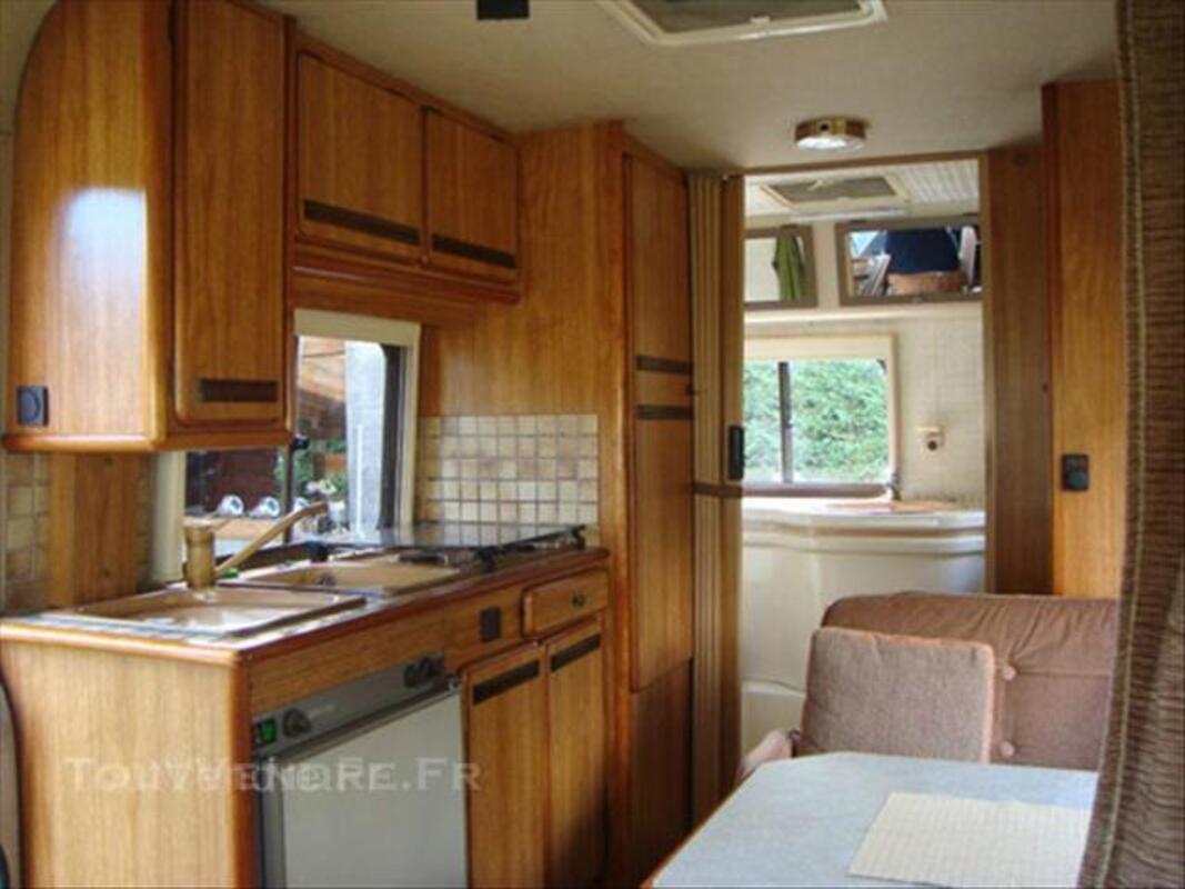 """Camping Car  """"LE VOYAGEUR""""  Intégral 46695683"""