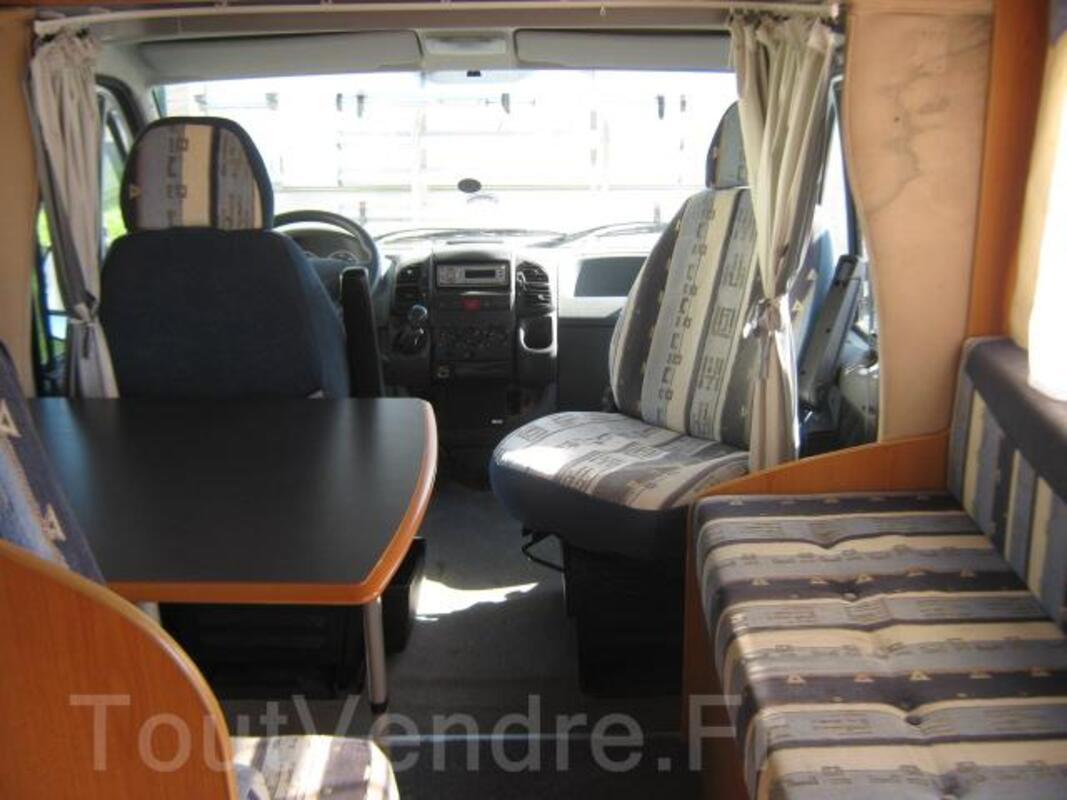 Camping car Pilote A5 65300109